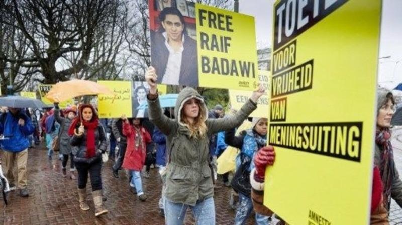 #JeSuisRaif, un appel pour sauver le blogueur saoudien Raif Badawi Jesuis10