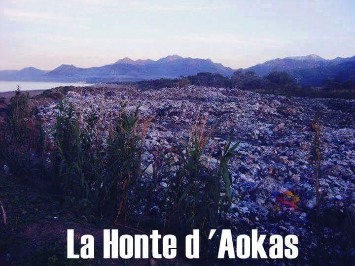 Aokas, decharge, le plus grand incendie qu'a connu Aokas, Taremant triste,... La_hon13