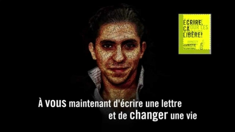 Raïf Badawi : 1000 coups de fouet et 10 ans de prison pour s'être exprimé Maxres10