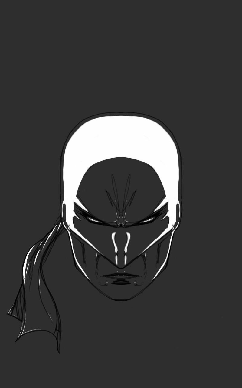 L'Aube des Surhommes Sketch12