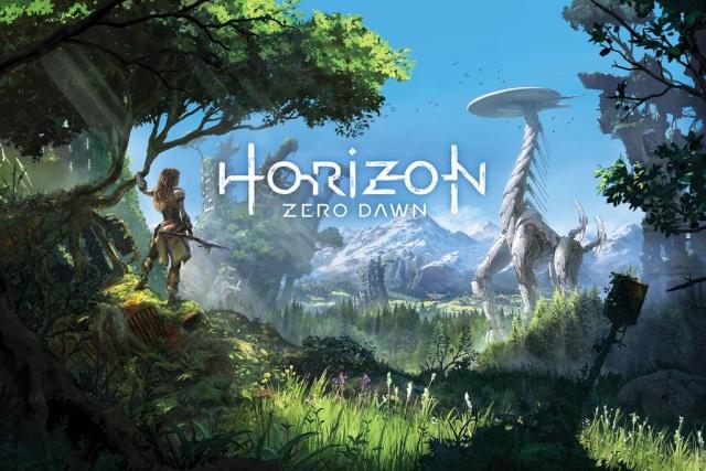 Horizon : Zero Dawn (Jeu vidéo) Horizo11