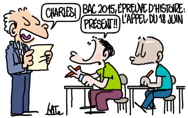 Actu en dessins de presse - Attention: Quelques minutes pour télécharger - Page 3 Bac15010