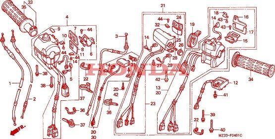 Cherche conseils/schéma sur commodos droit et gauche F_040110
