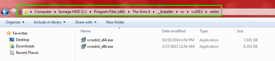 msvcp120 dll missing windows 10 sims 4