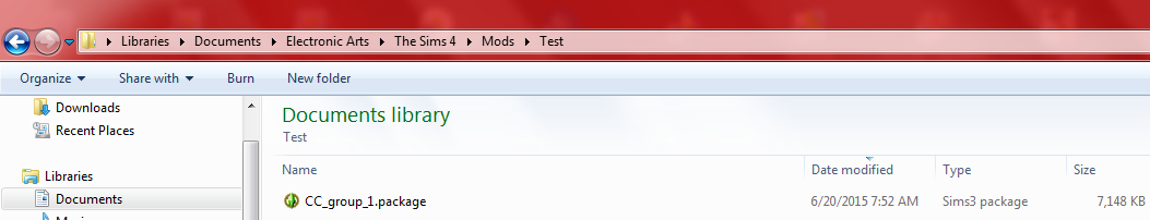 How to merge .package files. Screen22