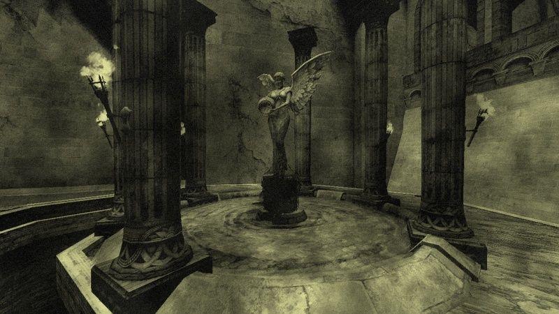 Carnet d'une voyageuse : Chroniques et Curiosités de Kryte (Nilnéroniliane) Statue10