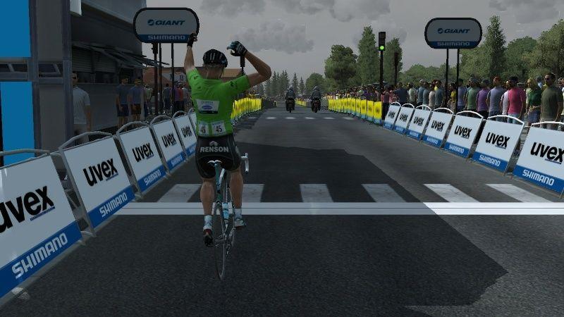 Tour de Wallonie Quatuo54