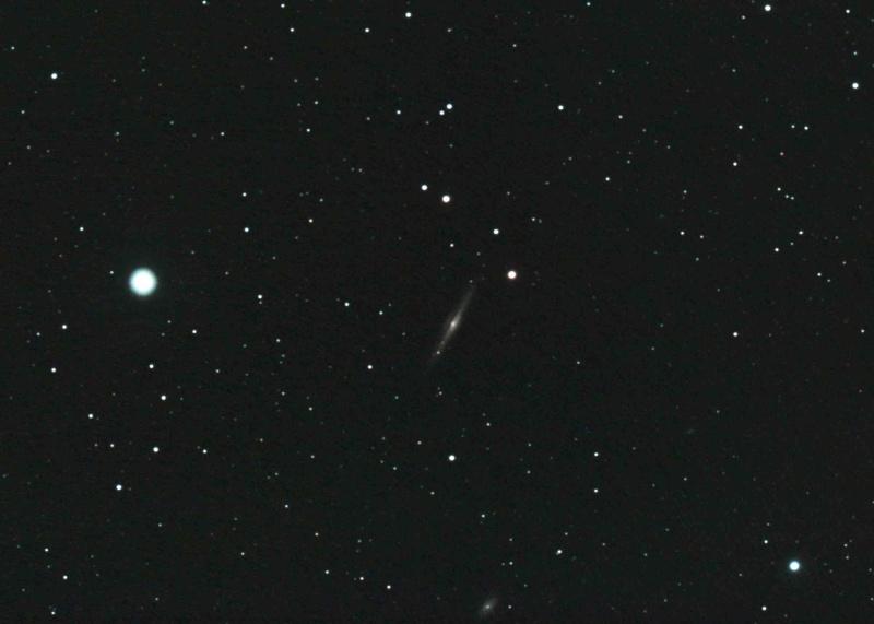 NGC 5746 et Saturne Ngc_5714