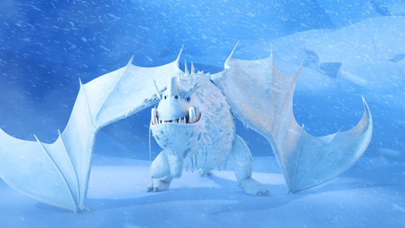 [Fiche Dragon] Le Rage des Neiges (Snow Wraith)  Snow10