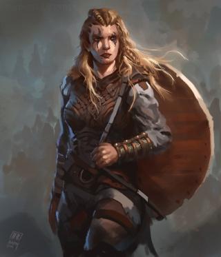 Shiva, the Ice Queen, Hero Female10