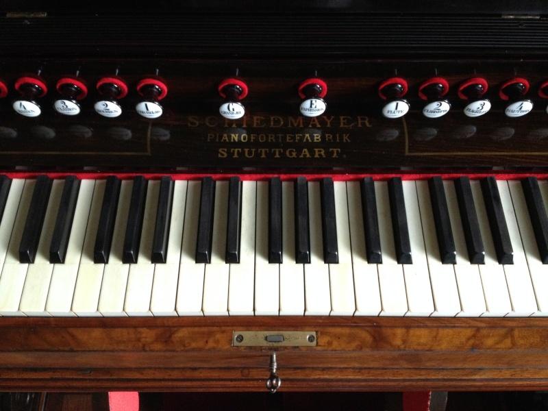 Schiedmayer Pianofortefabrik Stuttgart - 4 Jeux Img_1816