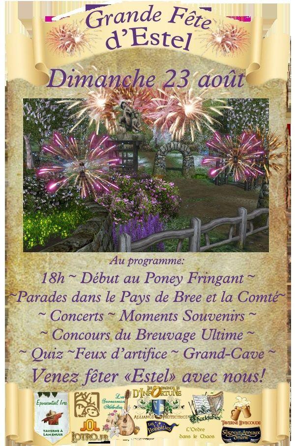 Fête d'Estel (consolidation de la communauté FR) Affich10