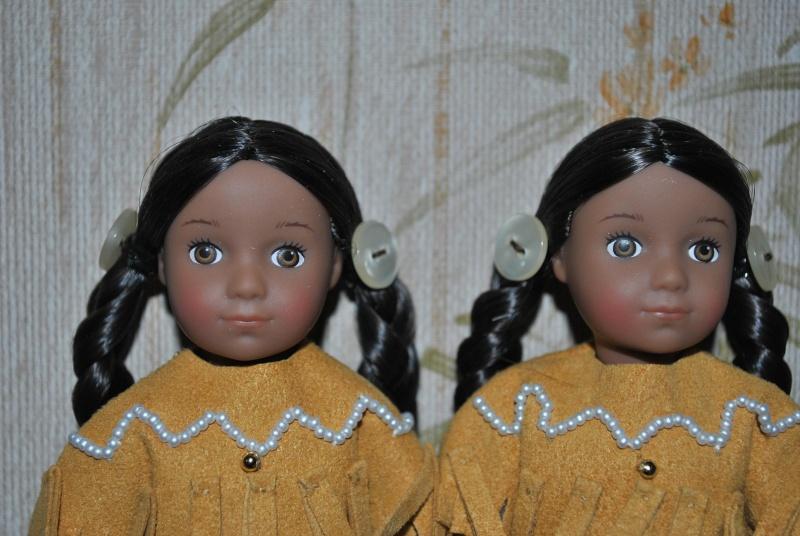 Les nouvelles mini American Girls Grace, Kaya et .... toutes les autres ! Dsc_0132