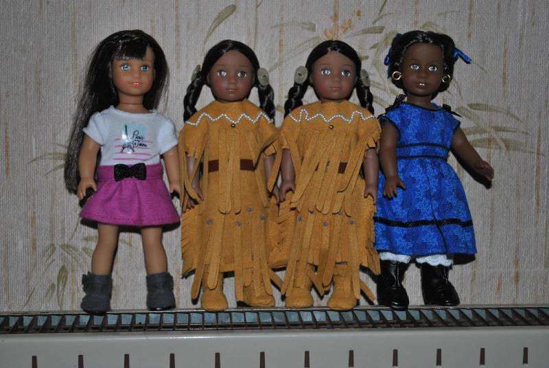 Les nouvelles mini American Girls Grace, Kaya et .... toutes les autres ! Dsc_0133