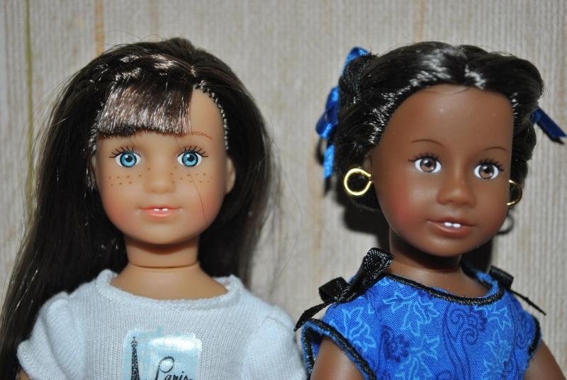 Les nouvelles mini American Girls Grace, Kaya et .... toutes les autres ! Dsc_0134