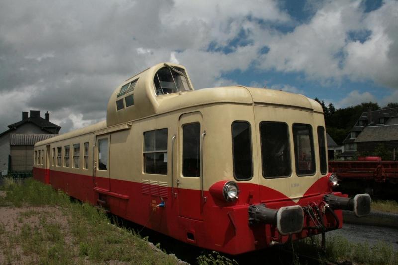 Matériel Diesel et lignes SNCF. Picass10