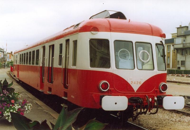 Matériel Diesel et lignes SNCF. Scan1010