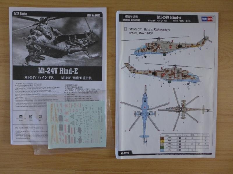 Mil Mi-24V Hind E / HobbyBoss, 1:72 P1040125