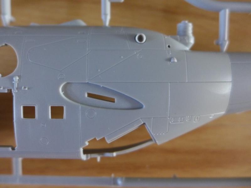 Mil Mi-24V Hind E / HobbyBoss, 1:72 P1040127