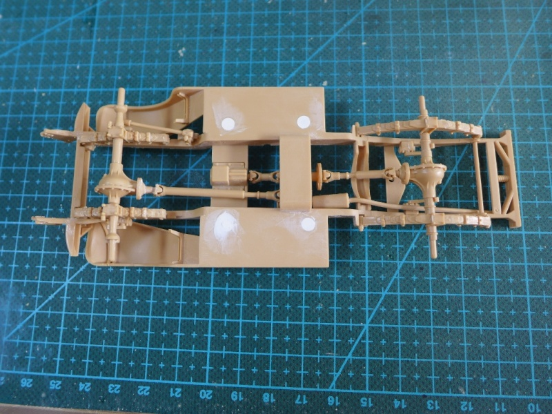 "M3A1 ""White Scout Car"" von HobbyBoss P1040153"