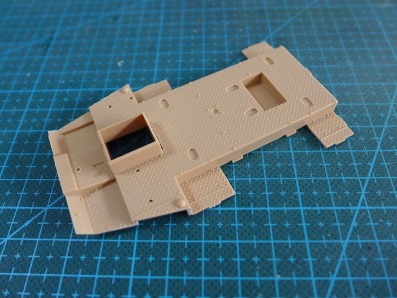 "M3A1 ""White Scout Car"" von HobbyBoss P1040158"