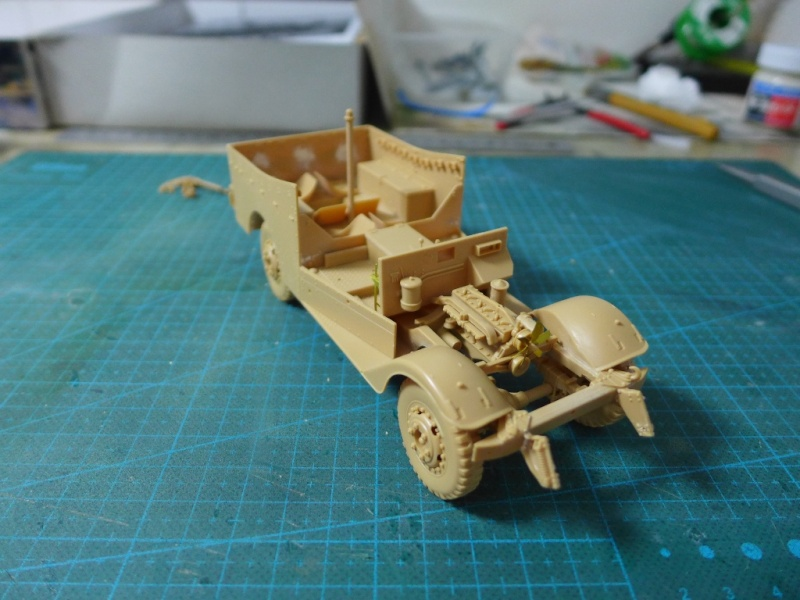 "M3A1 ""White Scout Car"" von HobbyBoss P1040212"