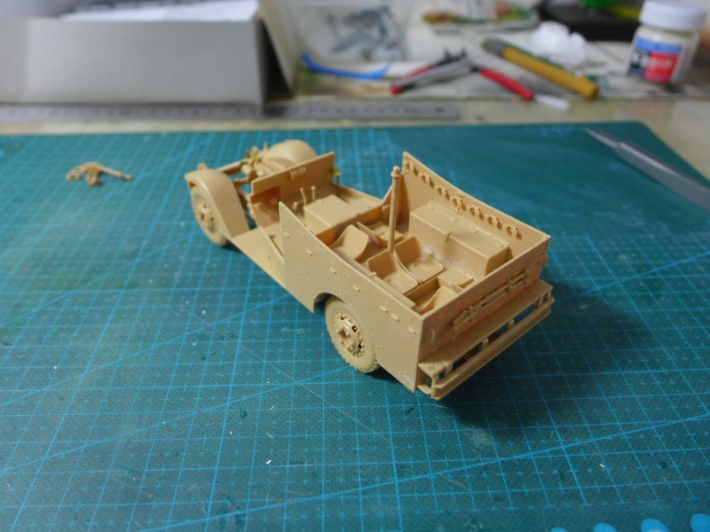 "M3A1 ""White Scout Car"" von HobbyBoss P1040213"