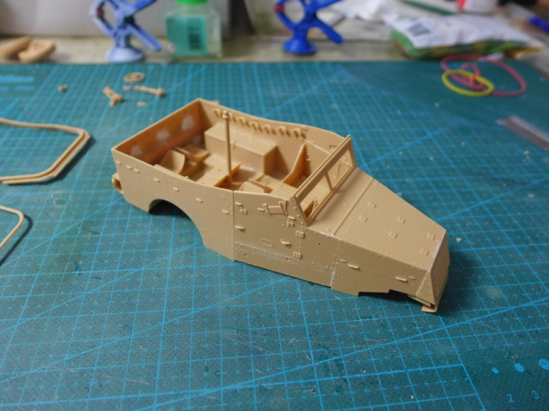 "M3A1 ""White Scout Car"" von HobbyBoss P1040214"