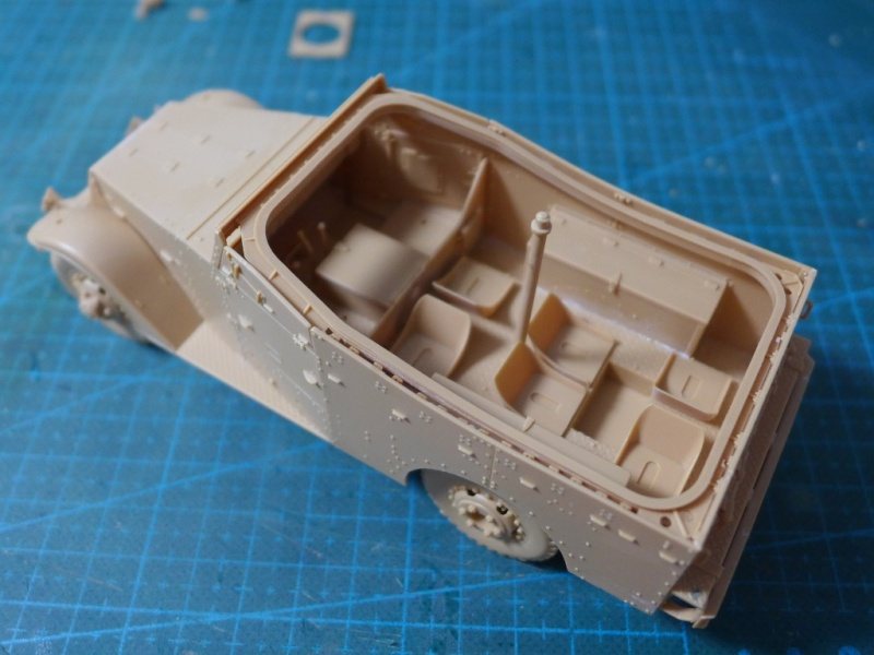 "M3A1 ""White Scout Car"" von HobbyBoss P1040218"