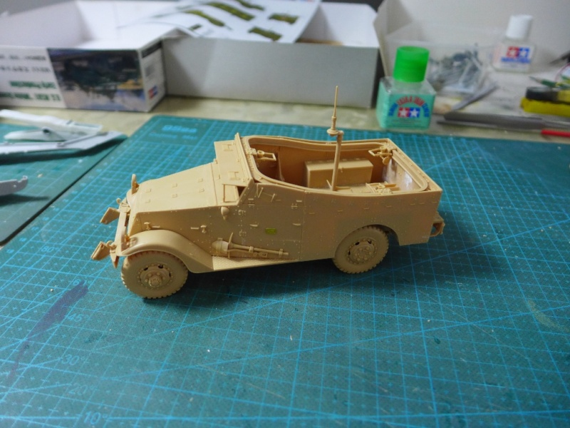 "M3A1 ""White Scout Car"" von HobbyBoss P1040221"