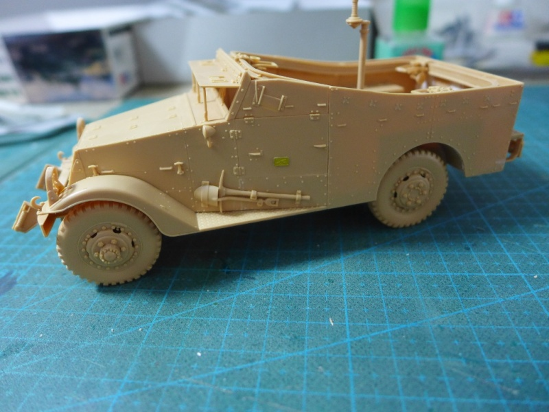 "M3A1 ""White Scout Car"" von HobbyBoss P1040223"