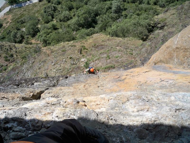 Vía ferrata: domingo 12 de julio 2015 - La Hermida, El Milar y Los Llanos (Cantabria) 030_yi10
