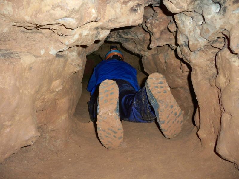 Espeleología: sábado 6 de junio 2015 - Cueva de las Majadillas (Guadalajara) 101_0014