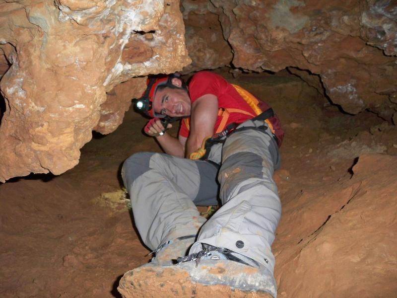 Espeleología: sábado 6 de junio 2015 - Cueva de las Majadillas (Guadalajara) 101_0017