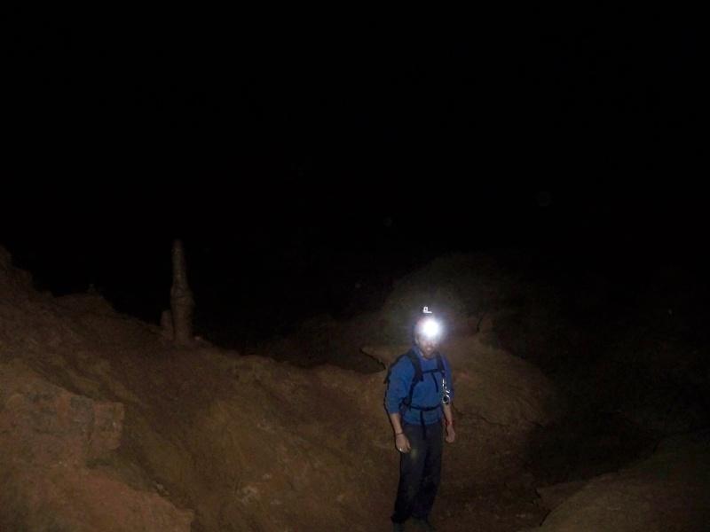 Espeleología: sábado 6 de junio 2015 - Cueva de las Majadillas (Guadalajara) 101_0023