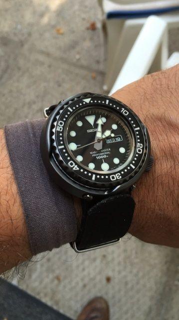 Votre montre du jour - Page 4 Seiko12