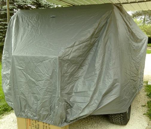 bache ou housse protection pour Hummer H2   Arriyr11