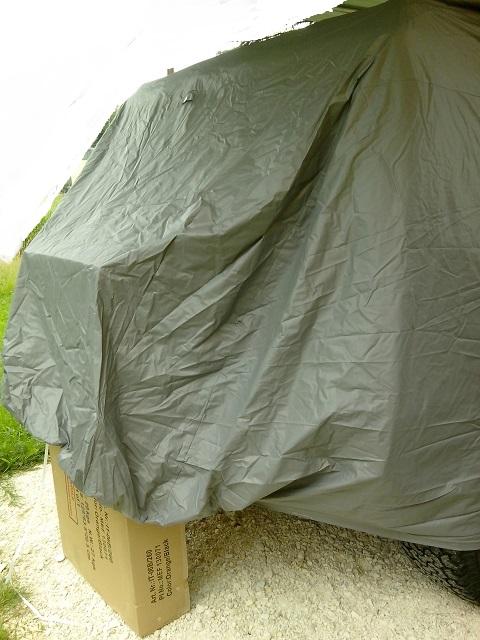 bache ou housse protection pour Hummer H2   Arriyr13