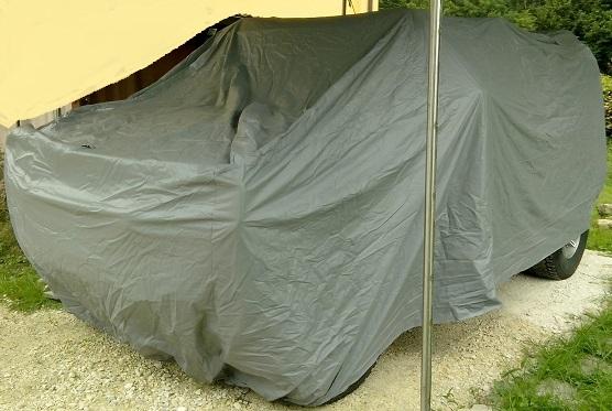 bache ou housse protection pour Hummer H2   Avant210