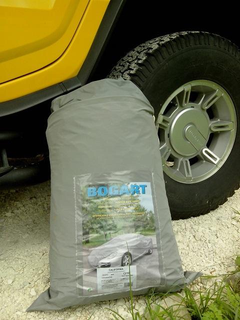 bache ou housse protection pour Hummer H2   Housse10