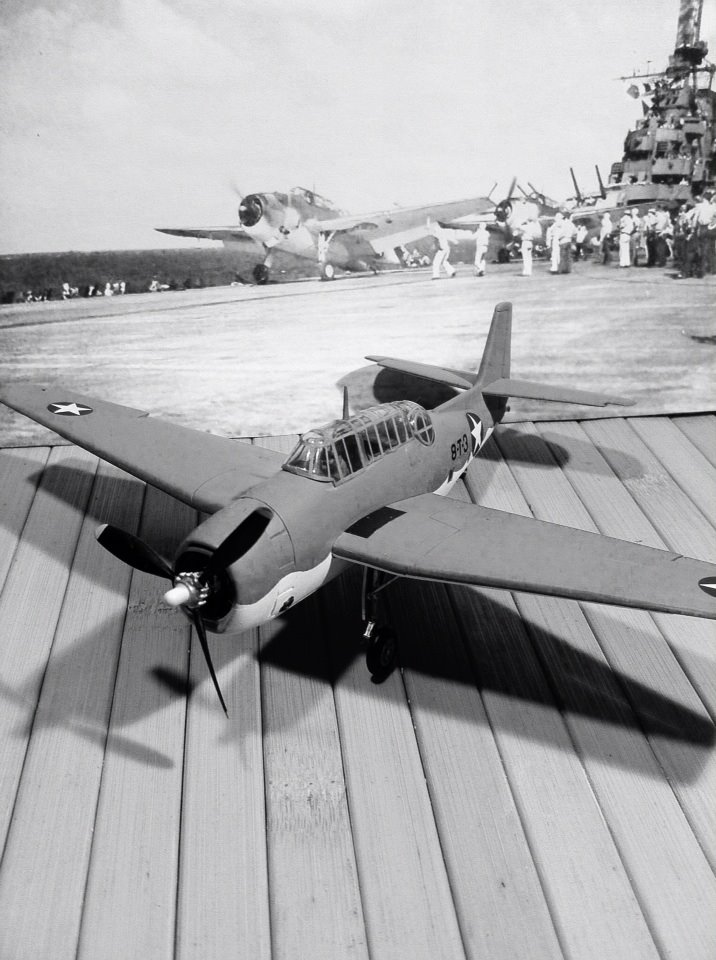 airfix 1/72.grumman avenger.midway 1942. Navion10