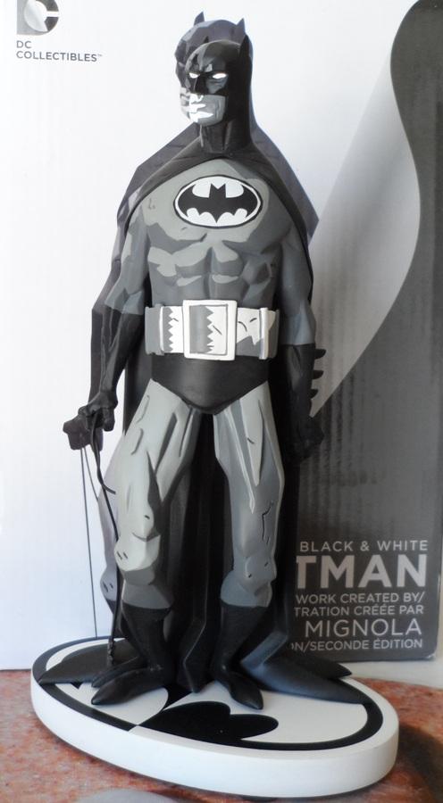 BATMAN BLACK & WHITE #06 : MIKE MIGNOLA - Page 2 Batman30