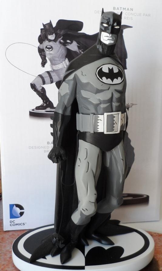 BATMAN BLACK & WHITE #06 : MIKE MIGNOLA - Page 2 Batman32