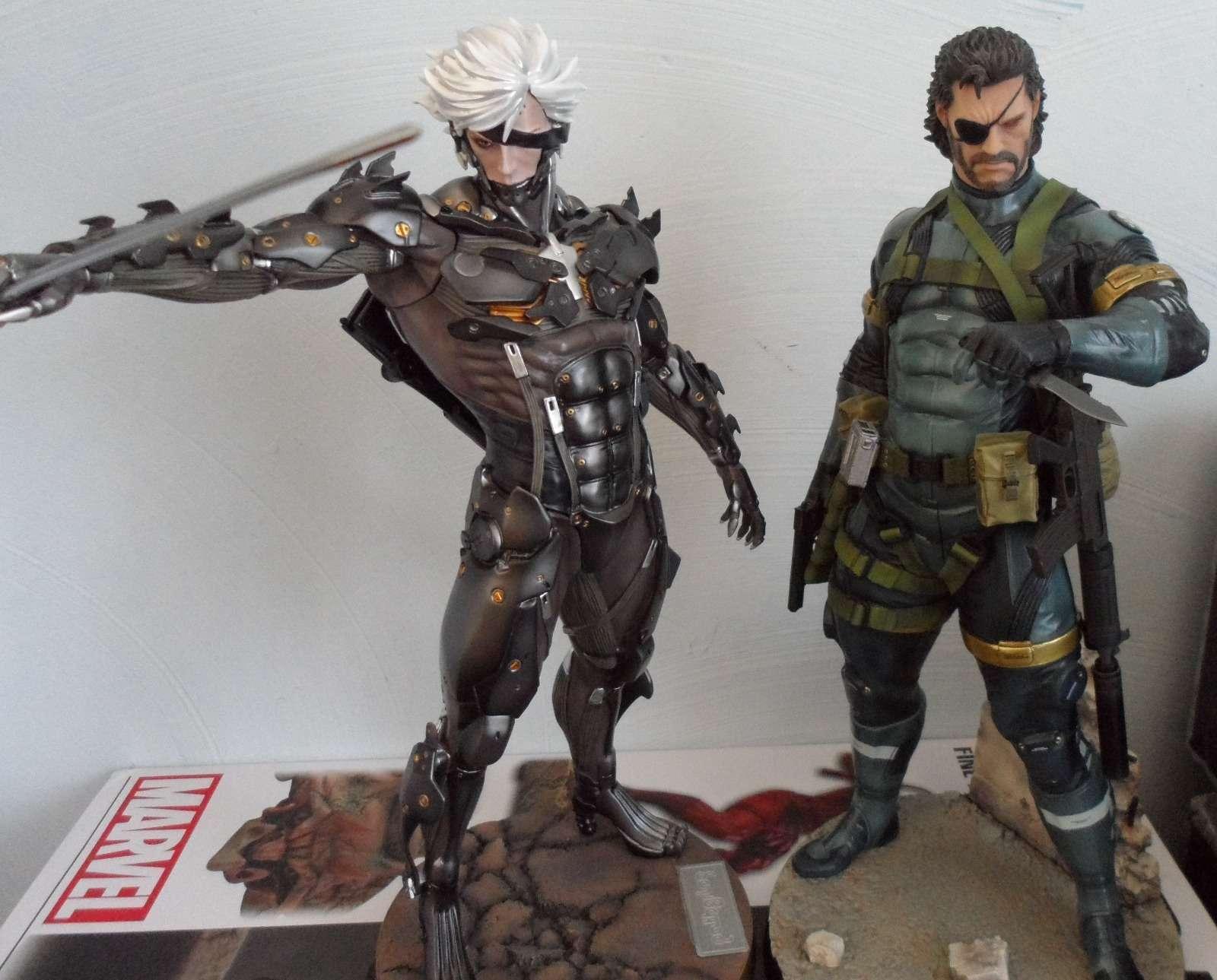 GECCO : METAL GEAR SOLID V : SNAKE 1/6 PVC statue Snake_26