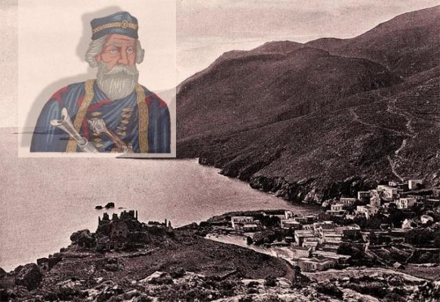 Δασκαλογιάννης, ο θρυλικός επαναστάτης που ξεσήκωσε τα Σφακιά εναντίον των Τούρκων και ενέπνευσε τον Καζαντζάκη. Βρήκε μαρτυρικό θάνατο στο ικρίωμα αφού τον έγδαραν ζωντανό! Sfakia10