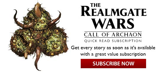 The Realmgate Wars - IV - Call of Archaon - Recueil 18-07-10