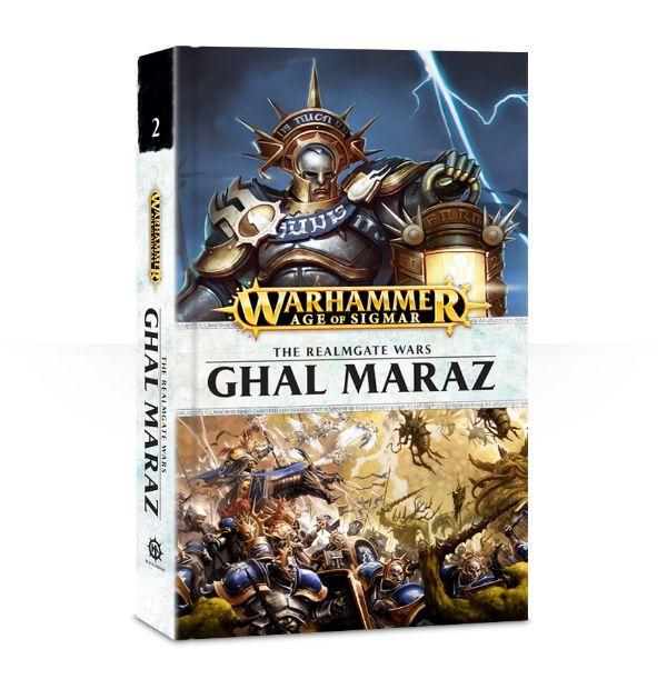 The Realmgate Wars - II - Ghal Maraz de Josh Reynolds et Guy Haley 60040212