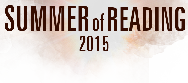 Summer of Reading 2015 6e9c4a10