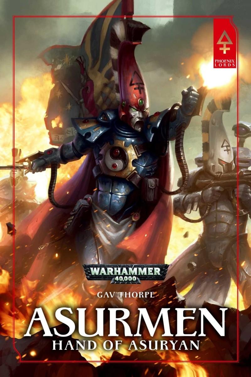 [Phoenix Lords] Asurmen: Hand of Asuryan de Gav Thorpe 81-j2q10
