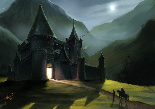 [Shadows over Sylvania] L'aventure dont je suis le héros. Bloggi13